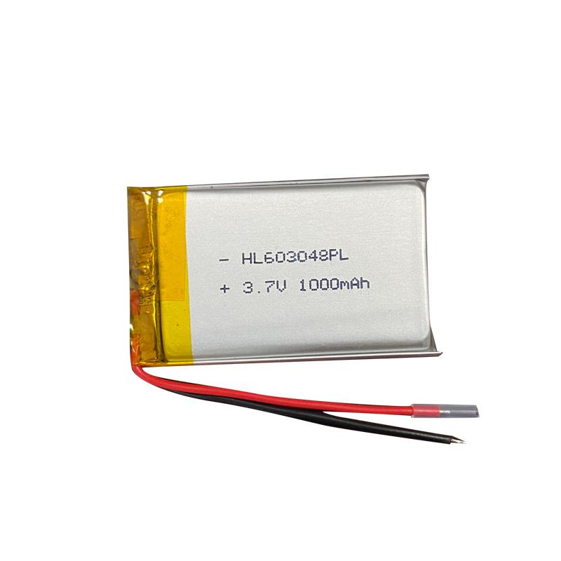 聚合物锂电池厂家排名