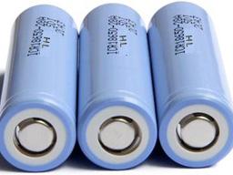 圆柱锂电池